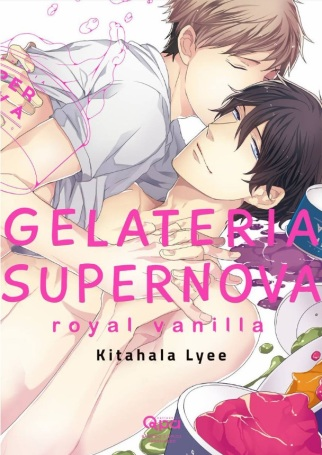 Gelateria Supernova Royal Vanilla